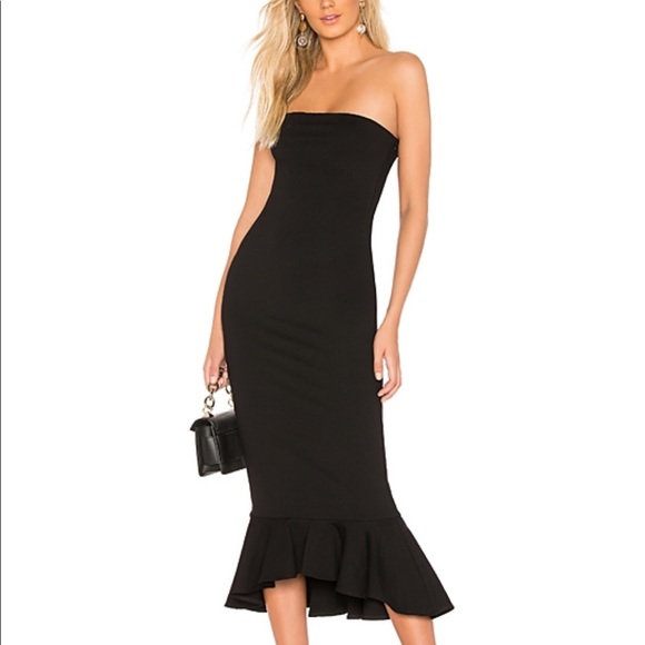 0ce52b0d30089 superdown Dresses | Izzy Ruffle Maxi Dress Size Xs Sold Out | Poshmark